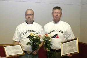 Urban Andersson och Jan Möller