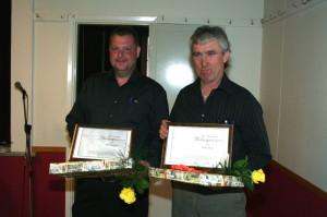 Joakim Ingmarsson och Tommy Nilsson