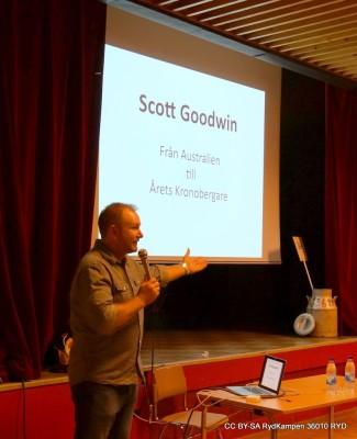 Scott Goodwin - Facebookpolisen och årets Kronobergare.
